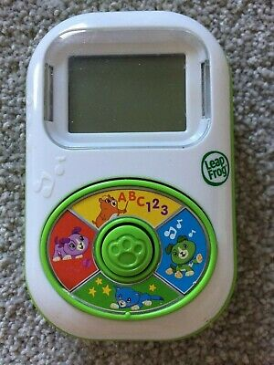 Leapfrog Green Scout Learn & Groove Music Player