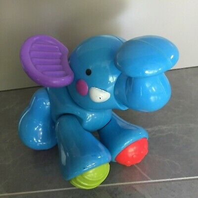Fisher Price Amazing Animals Part of Sing & Go Choo Choo Train Elephant Only