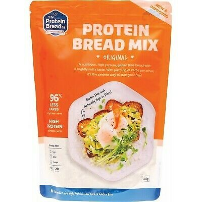 The Protein Bread Co. Protein Bread Mix 330g