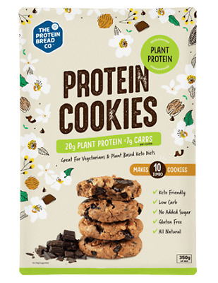 Plant Protein Cookies  350g