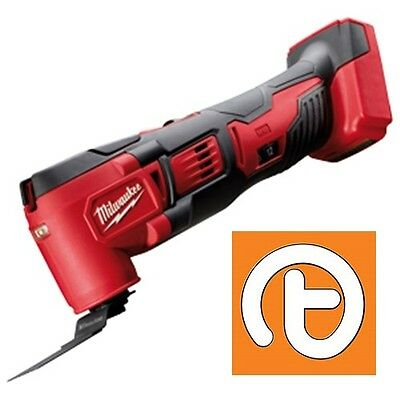 Milwaukee M18BMT-0 18V Compact Multi Tool - Body Only