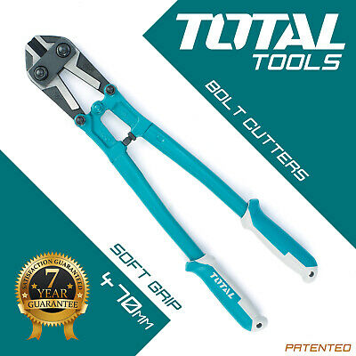 Total Tools - BOLT CUTTER 470MM Heavy Duty Carbon Steel Cable / Wire Cropper