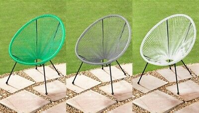 G19 Funky & Modern Hawaii String Garden Chair Suitable For Indoor & Outdoor Use.