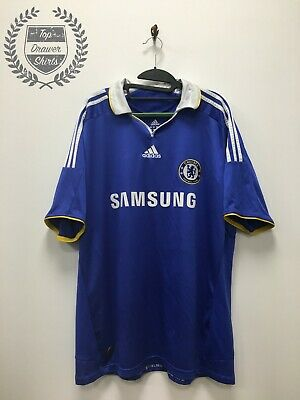 Chelsea home football shirt 2008/2009 Men's Extra Large XL