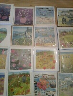 50 Country Lane Cards, Wholesale Joblot Greeting Cards