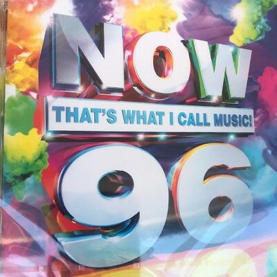 Various Artists : Now That's What I Call Music! 96 CD (2017)