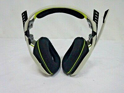 Astro Gaming A50 Wireless Headset for Xbox One White-Yellow-Black
