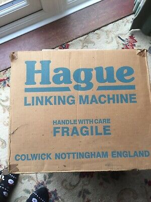 Hague Linker Or Linking Machine