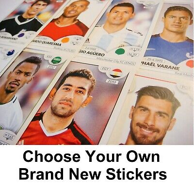 Panini World Cup Russia 2018 Football Stickers