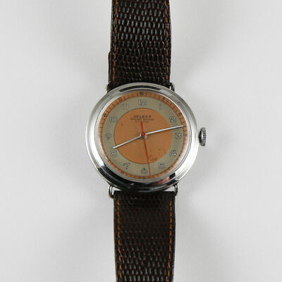 WRISTWATCH SELECT MILITARY ANCRE SUISSI NIVAROX ERNST WAGNER pre-WWII