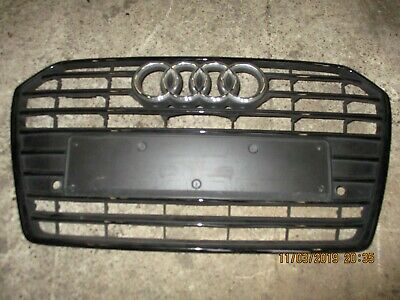 Grill Frontgrill AUDI A6 C7 4G Facelift 4G0853651AE