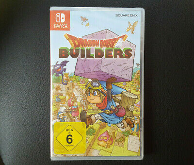 Dragon Quest Builders für Nintendo Switch (wie Minecraft) NEU in Folie!