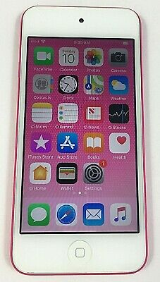 Apple iPod Touch 6th Generation 32GB - Pink -Mint Condition 90 DAY WARRANTY