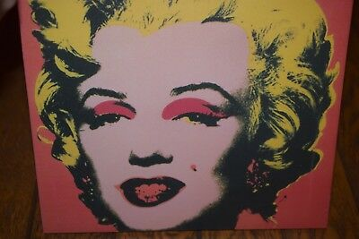 Reproduction Marilyn Monroe by Andy Warhol