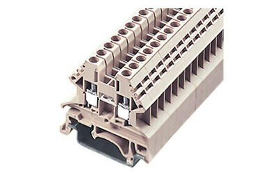 Dinkle DK2.5N Screw Terminal Din Rail 2.5mm 20A