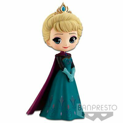 Banpresto Disney Characters Q Posket Snow Princess Coronation Style Dress Figure