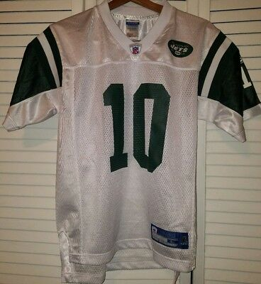 best service bf1c6 afff5 CHAD PENNINGTON NEW York Jets Jersey Reebok Green Boys Youth Kids Large  14-16