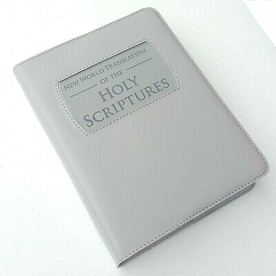 JEHOVAH'S WITNESSES  BIBLE cover  new world translation