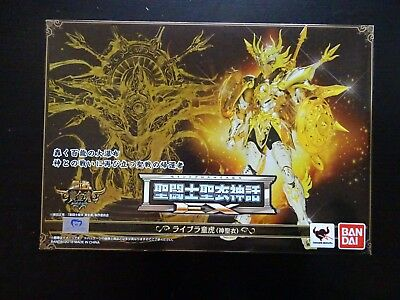 Saint Seiya Myth Cloth Ex / Libra Sog / Sealed / Japanese / Balance Soul Of Gold