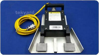 Linemaster 606-Ex  Footpedal / Footswitch ! (216500)