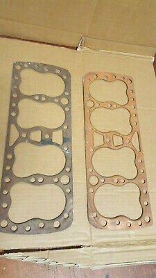 lot de 2 JOINT DE CULASSE FORD VENDOME COMETE V8 21 et 22 cv.