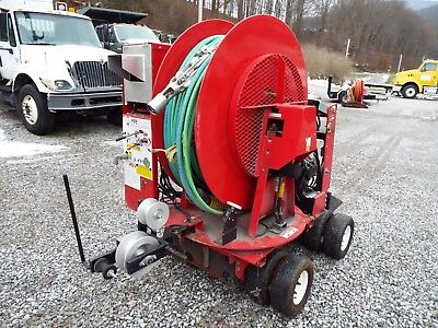 PipeHunter SideKick Easement Machine with Video Camera Sewer Pipe Hunter