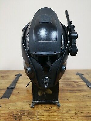 Fan Made Star Wars Re –imagined Knights of Ren - Mando Helmet airsoft, cosplay