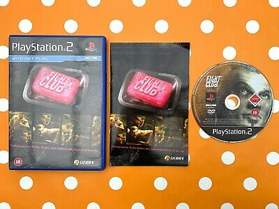 Fight Club Playstation 2 PS2 PAL Game + Free UK Delivery
