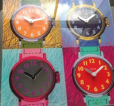 Nextime Clock Pop Art/andy Warhol