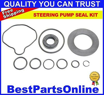Power Steering Pump Seal Kit for SAAB 9-3 2003-2011 12807425 12801788