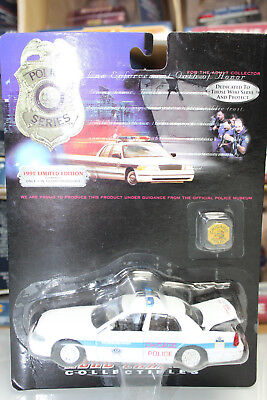 ROAD CHAMPS POLICE SERIES LIMITED EDITION ATLANTA POLICE