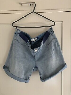 Jeanswest Maternity Denim Shorts - 14