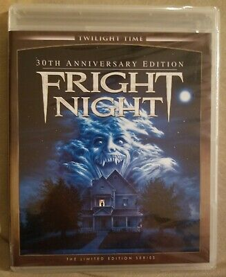 Fright Night Blu-ray Twilight Time Limited 30th Anniversary Edition - NEW