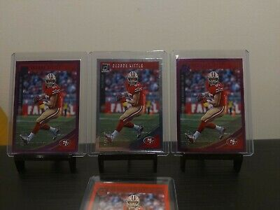 (4) Card 2018 Donruss George Kittle Numbered Lot San Francisco 49Ers