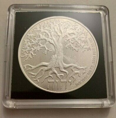 2018 Niue Silver Tree Of Life 1 Oz 999 Silver