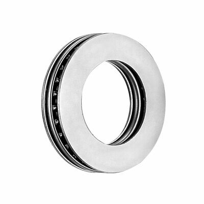 12x26x2mm 2 Pcs AXK1226+2AS Needle Roller Thrust Bearings with 2 Washers