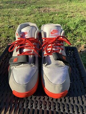 new arrival 2af51 b7e75 Nike Air trainer 1 Mid PRM QS Infrared Sz 13 Bo Jackson