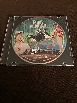 Disney MARY POPPINS *DVD DISC ONLY*