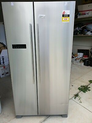 Fisher & Paykel RX628DX1 628L Side Fridge by Refurbished