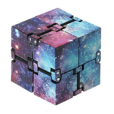 Infinity Magic Cube Stress Reliever Mini Fidget Blocks Adult Children Toys