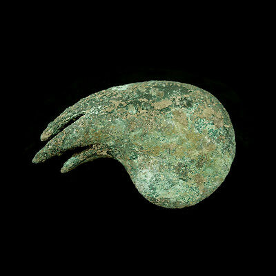 Bactrian bronze claw mace head x9295