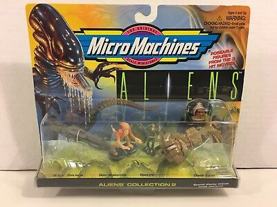 Aliens Collection #2 Micro Machines Galoob 1996 NEW