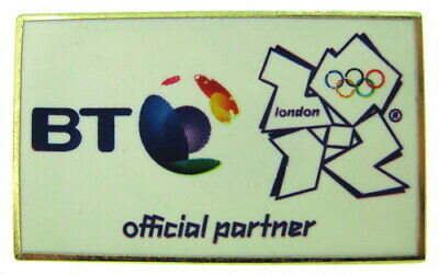 Olympic Pins 2012 London England Sponsor Mcdonalds Official Restaurant Palace Gd Sports Memorabilia