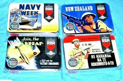 Anzac Biscuit Tin 2019