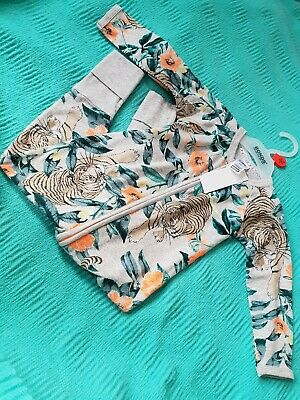 Bonds Wondersuit Tiger Gold Size 1 BNWT boys and girls