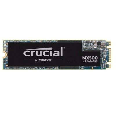 Crucial MX500 SSD 500GB SATA PCIe M.2 Internal Solid State Drive CT500MX500SSD4