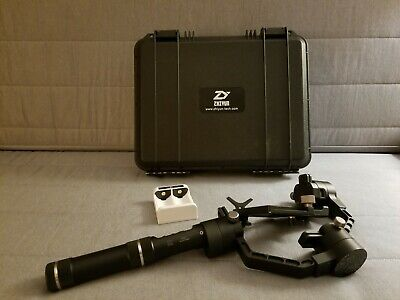 Used Zhiyun Crane V2 3-Axis Handheld Stabilizer Gimbal for DSLR Cameras