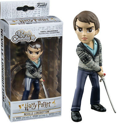 "Funko Rock Candy Harry Potter - Neville With Sword Exclusive 5"" Vinyl Figure"