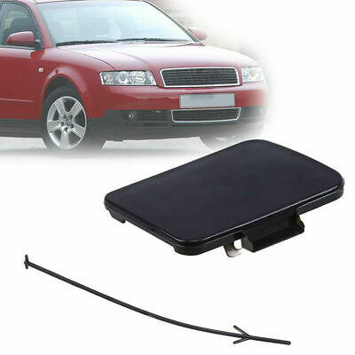 Front Bumper Tow Towing Hook Eye Cover Trim Cap For Audi A4 B6 2001-05 8E0807241
