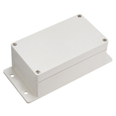 """6.1""""x3.46""""x2.56""""(155mmx88mmx65mm) ABS Junction Box Universal Project Enclosure"""